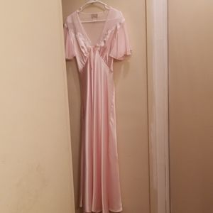 Victoria's Secret Pink Negligee Small/Tall